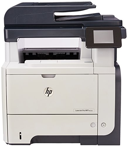 HP Laserjet Pro M521dn AIO Monochrome Multifunction Laser Printer - (HEWA8P79A)