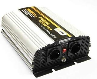 Spannungswandler NS 12V 2000 Watt Inverter Wechselrichter