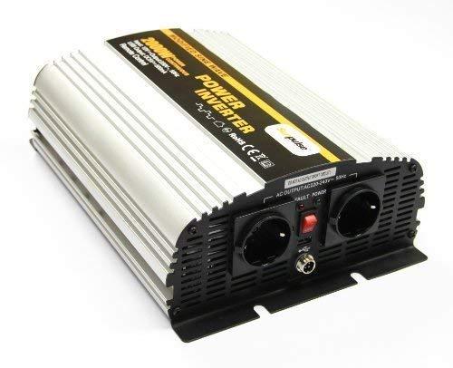 Spannungswandler MS 12V 2000/4000 Watt Inverter Wechselrichter