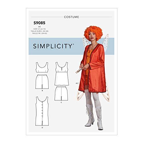 Simplicity Creative Corp Simplicity Muster 6-8-10-12, 6-8-10-12-14