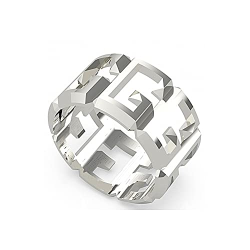 ANILLO GUESS JEWELLERY ICONIC GLAM UBR70016-52