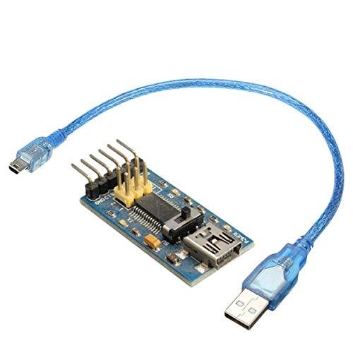 KEMEILIAN Weit verbreitet 3PCS FTDI Basic FT232 FIO PRO MinireRirt Lilypad-Programm-Downloader for Arduino - Produkte, die mit verschriebenen Arduino-Boards zusammenarbeiten Dauerhaft