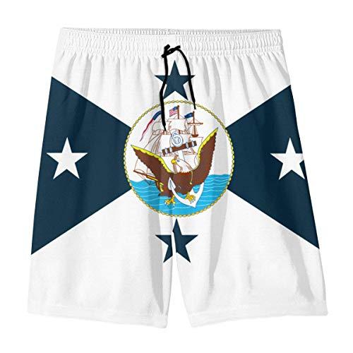 USMC Veteran 3D Print Mens Beach Shorts Swim Trunks Workout Shorts Summer Shorts