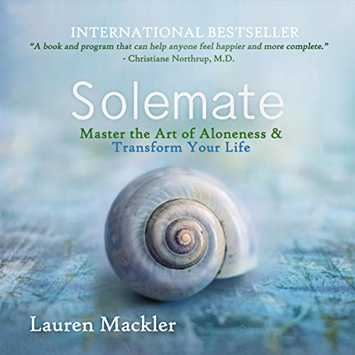 Solemate audiobook cover art