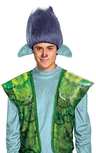 Disguise Trolls World Tour Branch Wig Costume...