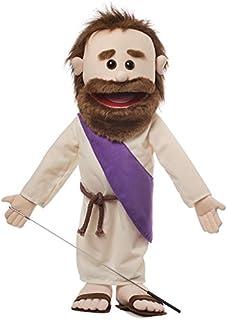 60cm Jesus w/ Rope Belt, Full Body Bible Character, Christian Ministry Puppet