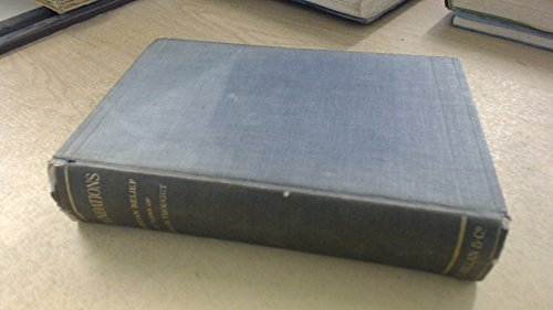 Foundations. A Statement of Christian Belief in Terms of Modern Thought: By Seven Oxford Men.