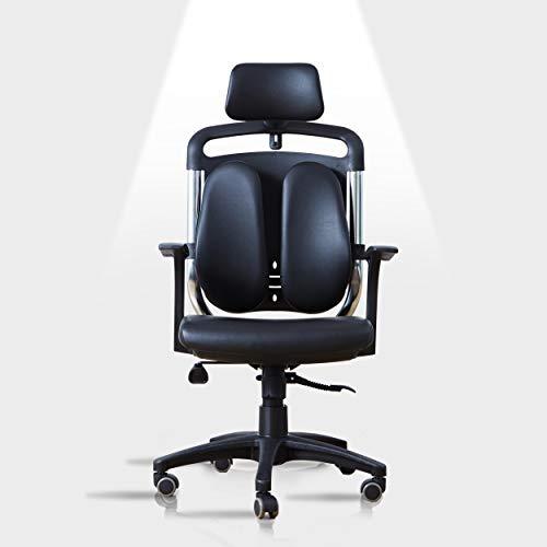 Livinia Ergonomic Office Chair - High-Back Desk Chair with Lumbar...