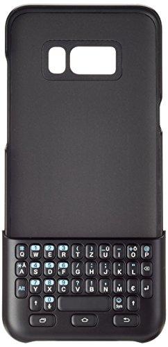 Samsung EJ-CG955BBEGDE Keyboard Cover (geeignet für Samsung Galaxy S8+) schwarz