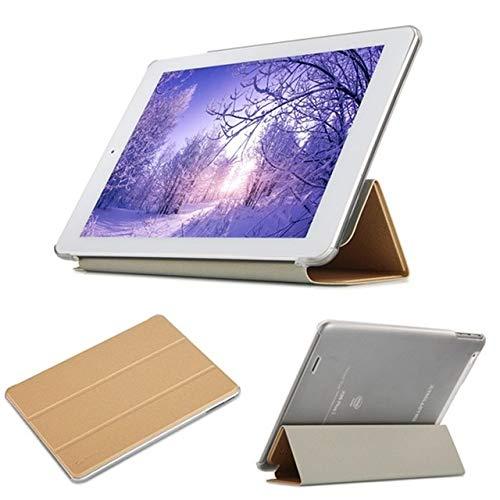 XXIUYHU Für Teclast X98 Plus Ii Pu -Leder Tablet Filp Standplatz -Abdeckung Fall Für 9.7 Zoll Teclast X98 Plus 2 Funda Capa para + Stylus Pen GeschenkGold -