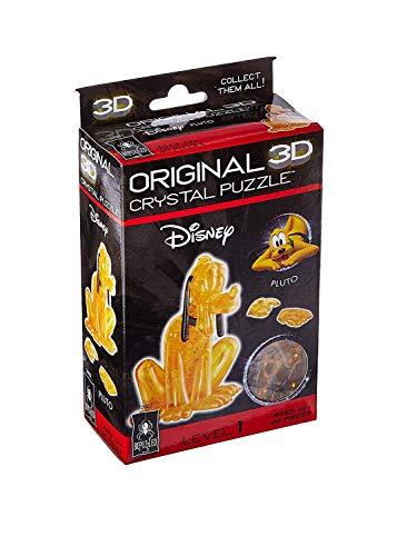 3 D Licensed Crystal Puzzle Disney Pluto