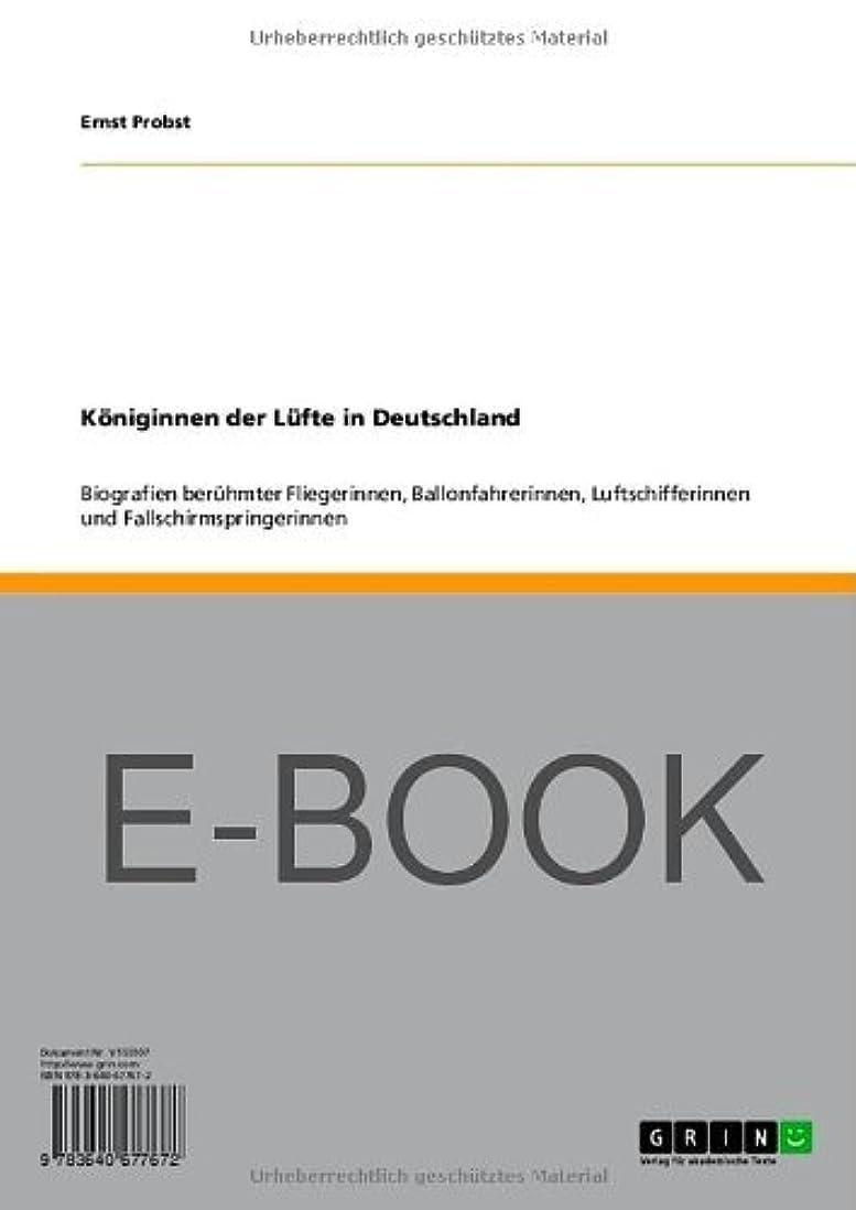 適性祖父母を訪問連想K?niginnen der Lüfte in Deutschland (German Edition)