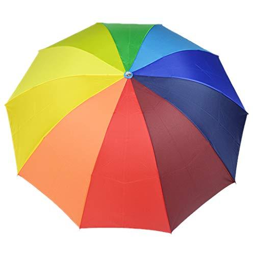 Veroda 45 Zoll Reiseschirm kompakt faltbar Regenschutz Sonnenschutz UV Schutz Regenschirme Regenschirme Sonnenschirme