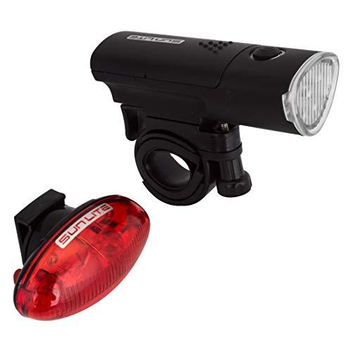 sunlite led bike lights SUNLITE HL-L535/TL-L420 Combo