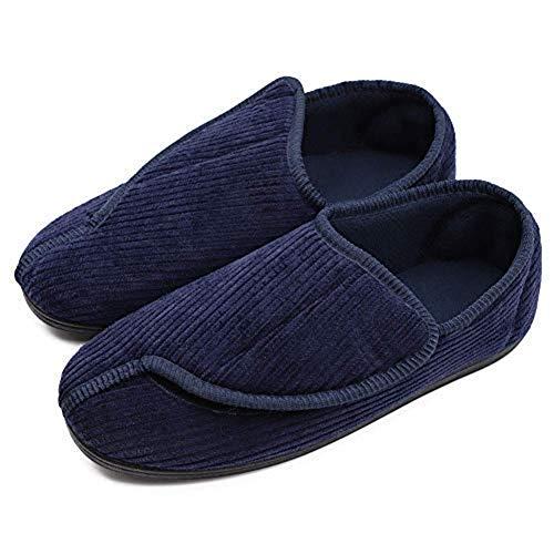 Men's Memory Foam Comfort Slippers
