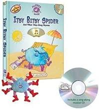 Itsy Bitsy Spider (Read-Aloud: Clap-Alongs)