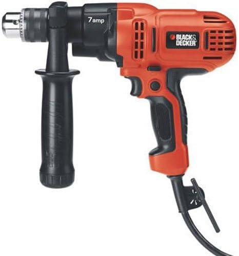 BLACK+DECKER Miami Mall Electric Drill 1 DR560 Amp Surprise price 7.0 2-Inch