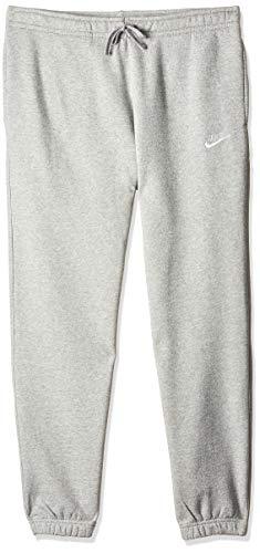 Nike Herren Jogger Fleece Club Trainingshose dk grey heather/White, L