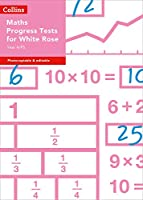 Collins Tests & Assessment - Year 4/P5 Maths Progress Tests for White Rose