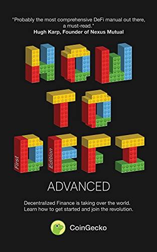 How to DeFi: Advanced (English Edition)