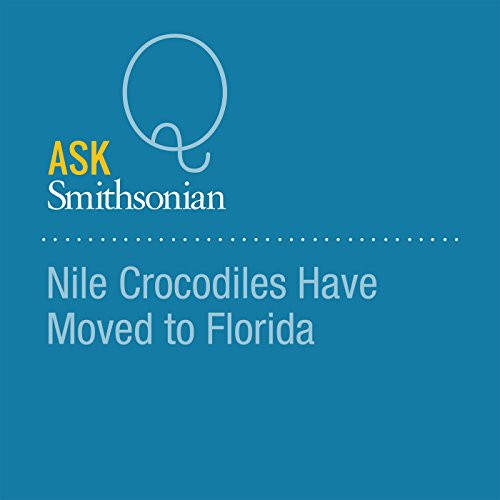Nile Crocodiles Have Moved to Florida cover art