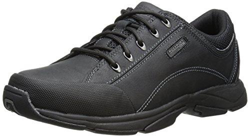 Rockport Men's Chranson Walking Shoe Black 7.5 M (D)-7.5M