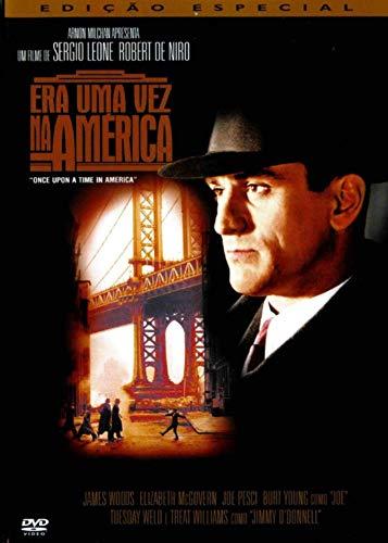 Era Uma Vez Na América - Ed. Especial - 2 DVds ( Once Upon a Time in America ) Sergio Leone