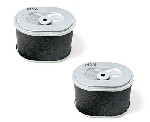 Honda 17210-ZE1-517 Air Filter, Pack Of 2
