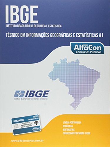 Ibge. Instituto brasileiro de geografia e estatística. Técnico em informações geográficas e estatísticas