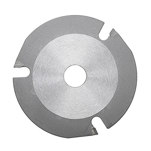 RJJX 115mm 3T Lame de scie Circulaire Multitool meuleuse de scie Disque carbure de cuve de cuve de cuve de cuve de Disque pour broyeurs d'angle