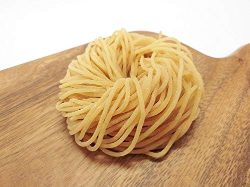 【糖質94%オフ ローカーボ中華麺 細麺80g (24玉)【低糖質 本格 大豆麺 低糖質麺 糖質制限】
