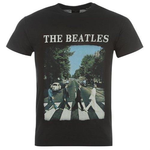 Official - T-shirt de sport - Homme - - Abbey Road Logo - Medium [V?tements]