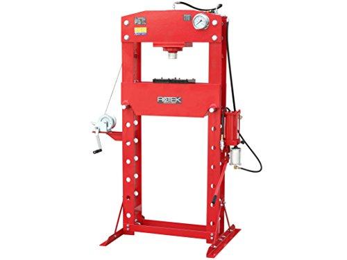 Rotek 50t Werkstattpresse WZWP-050MPV (manuell und pneumatisch)