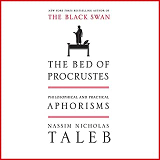 The Bed of Procrustes cover art