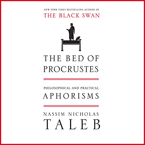 The Bed of Procrustes audiobook cover art