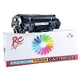 R C PRINT 88A CC388A Laserjet Toner Cartridge for HP Laserjet Printer M1136