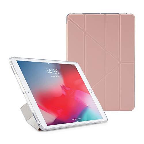 PIPETTO - Carcasa para iPad 10,5 Air/Pro 10,5 (TPU, función de Encendido y Apagado automático), diseño de Origami