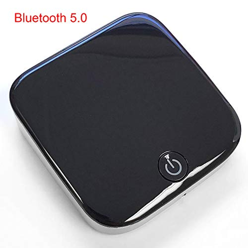 eFamily | Low Latency 3.5mm Bluetooth 5.0 Adapter | Wireless Transmitter Receiver | Long Range |...