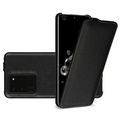 Custodia Samsung Galaxy S20 Ultra Portafoglio Flip Cover Sottilissimo - Blu