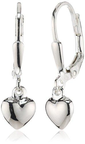 ZeeMe 271230031 - Orecchini pendenti per bambini, argento sterling 925