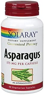 Asparagus Extract Solaray 60 Caps