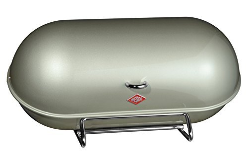 Wesco Breadboy - New Silver by Wesco