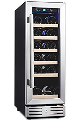 "Kalamera 12"" wine cooler KRC-70A-CS002"