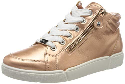 ara Damen ROM Hohe Sneaker, Gold (Rosegold 12), 41 EU(7 UK)