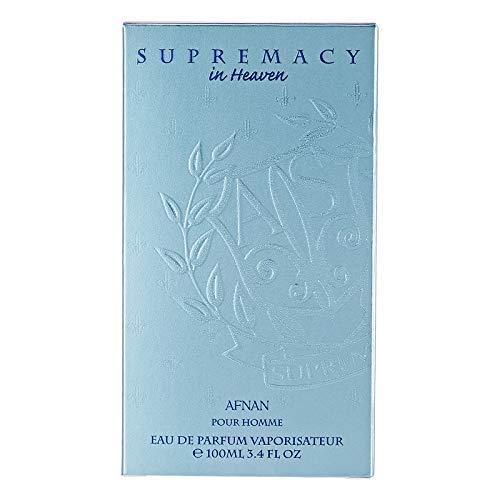 Supremacy in Heaven by Afnan Eau De Parfum Spray 3.4 oz / 100 ml (Men)