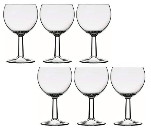 Weinglas 0,2 l Füllstrich 6er Pack