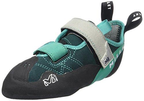 MILLET LD SIURANA Zapatos de Escalada, Mujer, Verde (Jasper Green 000), 38 EU