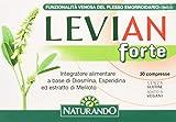 Naturando Levian Forte 30 Compresse - Integratore Alimentare Che Favorisce...