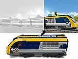 Lego City Locomotora de tren de personas 60197 sin motor (locomotora para colgar)
