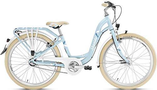 Puky 4801 - Skyride 24-3 Alu light - Fahrrad blau
